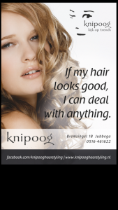 knipoog-haarstyling